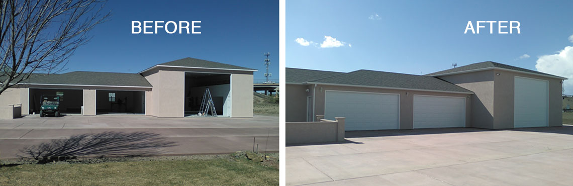 Garage Door Repair And Installation Commercial Garage Doors Mesa Door Systems Grand Junction Colorado